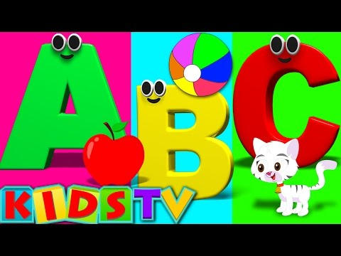 The Big Phonics Song | Phonics Song A-Z | Kids TV Best Nursery Rhymes For Toddlers