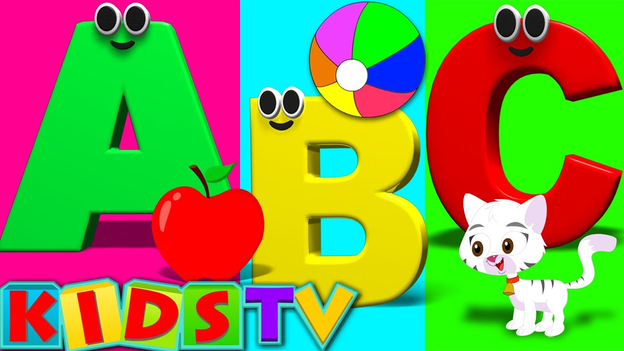 The Big Phonics Song Phonics Song A Z Kids Tv Best Nursery