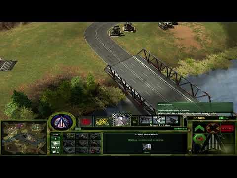 Act of War: High Treason gameplay |