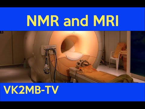 Nuclear Magnetic Resonance - Erika Davies - Manly-Warringah Radio Society lecture