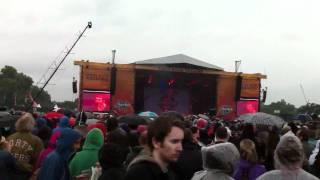 I Predict a Riot - Kaiser Chiefs en Hyde Park