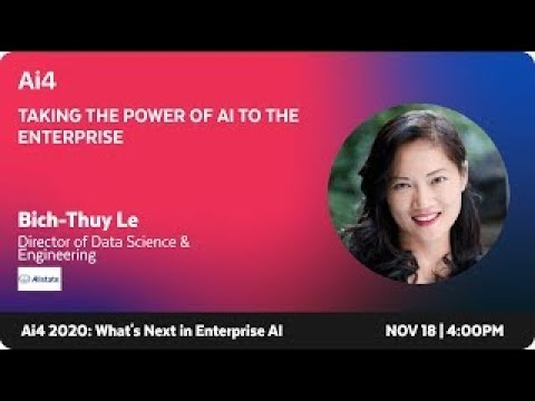 Taking the Power of AI to the Enterprise