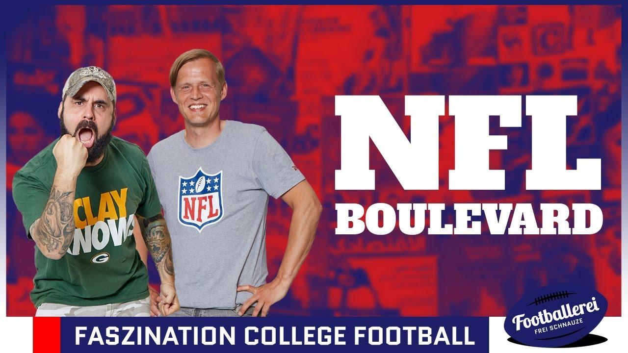 Download NFL Boulevard #65: Die Faszination College Football   Footballerei