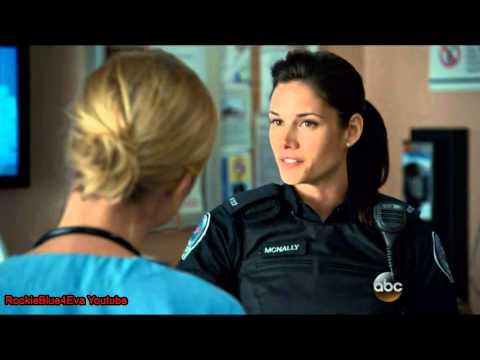 ~* Rookie Blue Season 4 Episode 4 (4x04) Andy Runs Into Monica *~