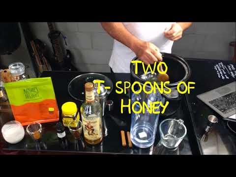 Harrys Cocktail Adventure Episode 1 Part 1 Spice Pineapple
