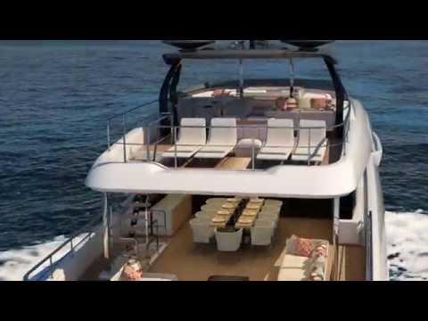 Luxury MegaYacht - Custom Line Navetta 37 Project