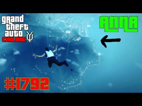 GTA 5 ONLINE Shake it Anna & Hat Anna einen Fallschirm? #1792 Let´s Play GTA V Online PS4 YU91