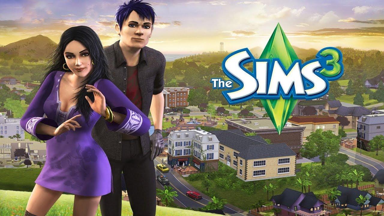 the sims 3 origin access