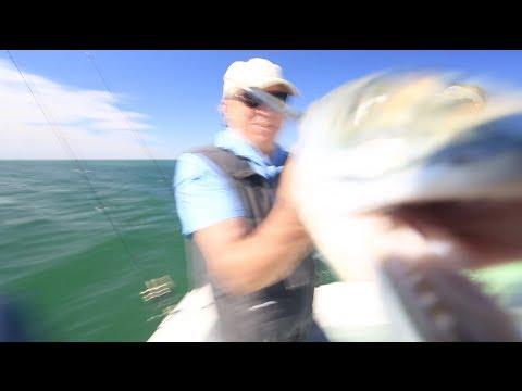Bradenton Florida Fishing with Richard Bangs