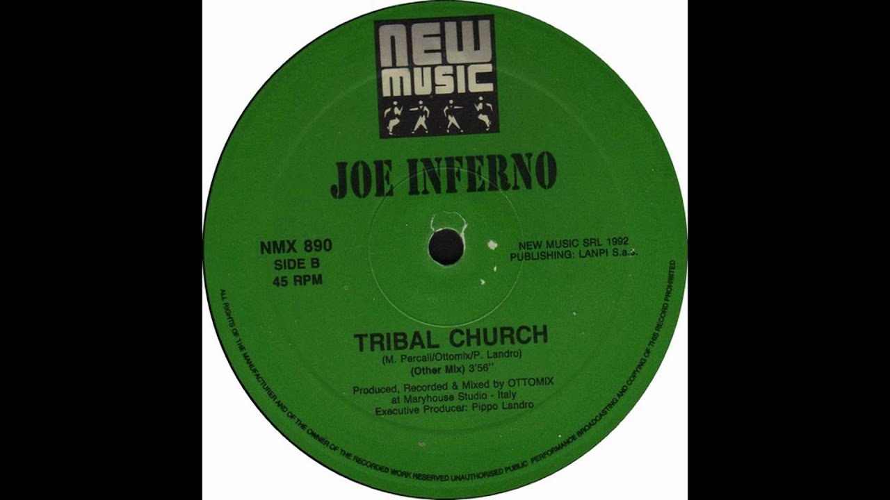 Joe Inferno - Tribal Church