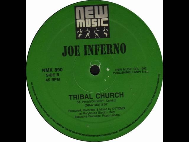 Joe Inferno - Tribal Church
