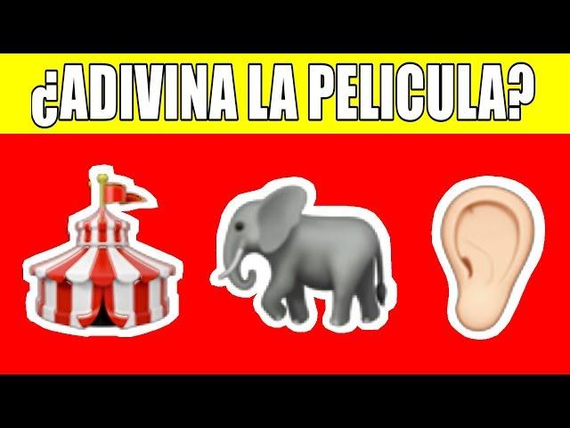 ¡ADIVINA LA PELICULA CON EMOJIS! | FoolBox TV | Acertijos con Emojis emoji challenge