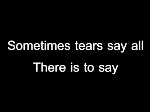 The Script - The End Where I Begin with Lyrics