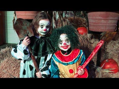 Halloween på Gröna Lund - Alma & Harry hämnas på spöken VLOGG