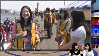 2012年5月26日、この時期の横浜のイベント言えば、毎年山下公園前の 海...