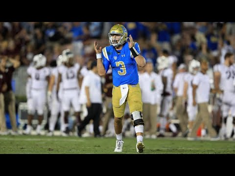 Highlights: UCLA Football Stuns Texas A&M, 45-44
