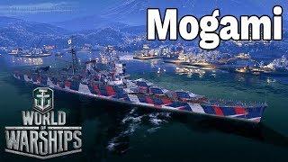 MOGAMI - World of Warships