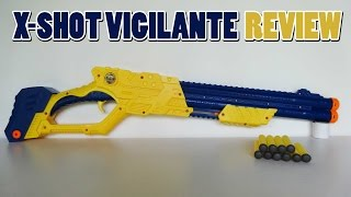 X-Shot Vigilante Review