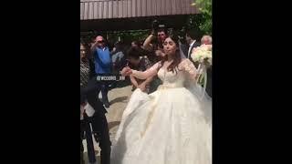 Невеста покидает свой дом /  Красивая армянская свадьба в Ереване 2018