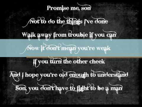 Kenny Rogers - Coward Of The County with Lyrics