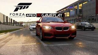 Forza Motorsport 6: Apex Gameplay (PC HD)