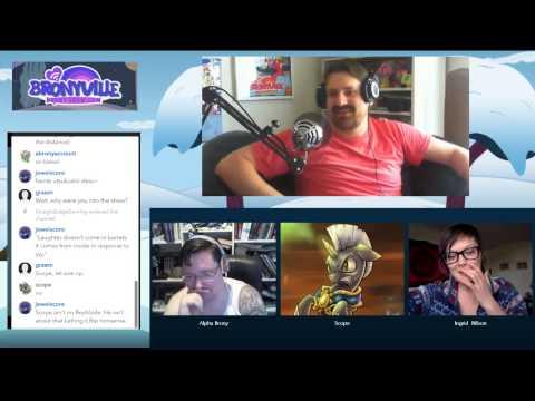 Bronyville Podcast s: Ingrid Nilson