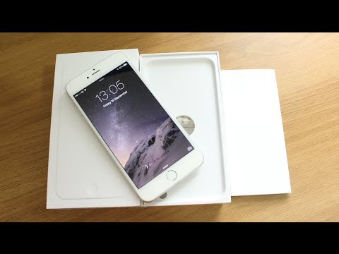Iphone 6 Plus Unboxing And First Look Youtube