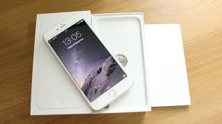 iPhone 6 Plus unb๐xing and first look