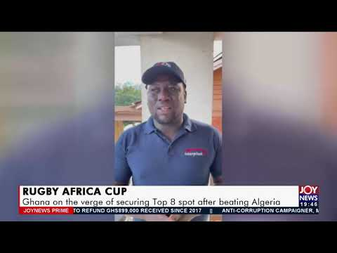 Ghana on the verge of securing Top 8 spot after beating Algeria - Joy Sports Prime (14-7-21)