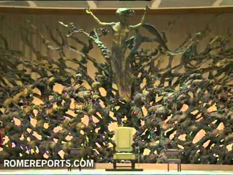 "Statue of ""The Resurrection"" in Vatican receives restoration"