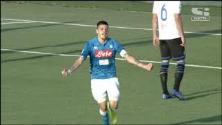 PRIMAVERA 1: Napoli - Atalanta 3-4