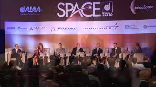 next stop mars aiaa space 2016 conference full video