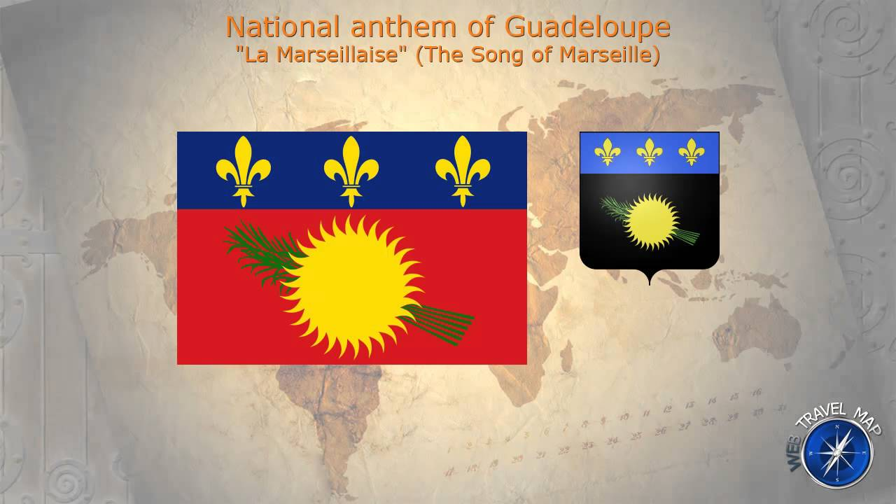 Guadeloupe National Anthem