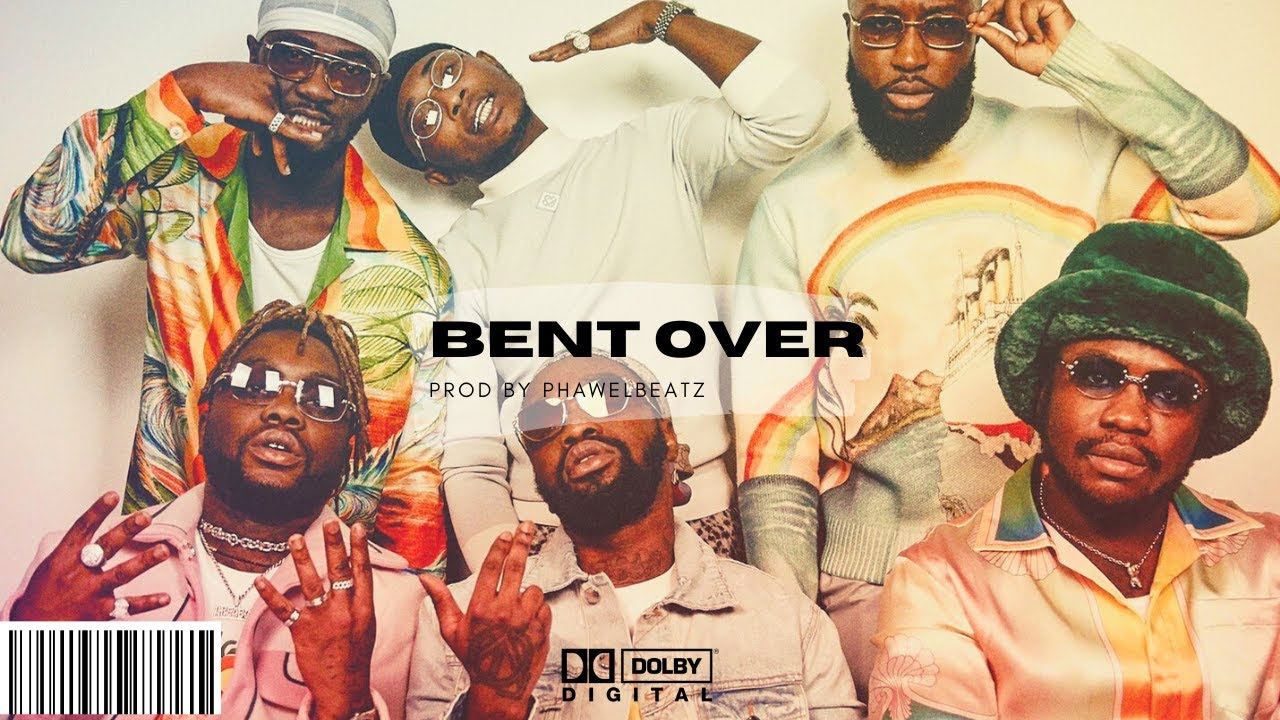 "Download [FREE] ""BENT OVER"" - NSG x Rema x Afroswing Type Beat   UK Afrobeat Instrumental 2021"