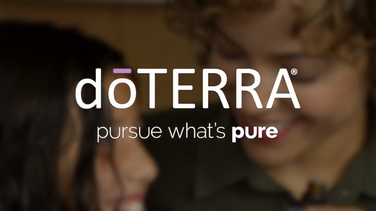 doTERRA: Pursue What's Pure
