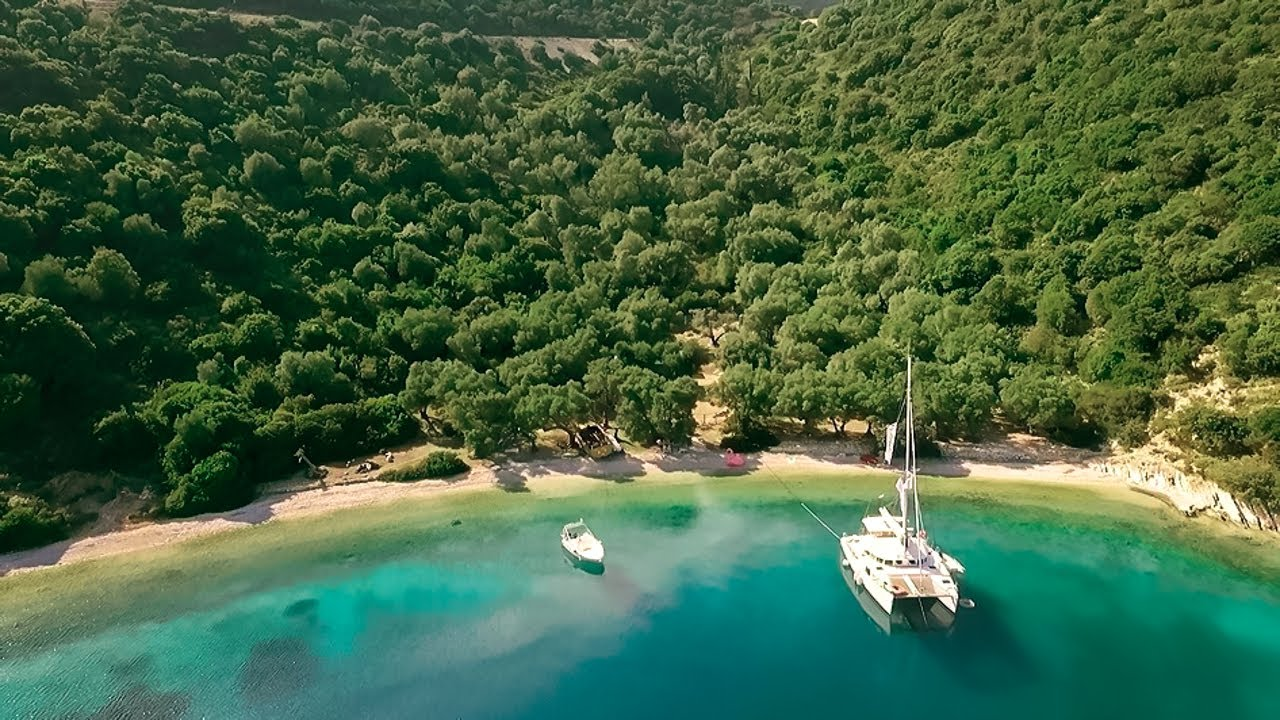 The Grand Sail | GREECE | Summer 2019 - YOGA Retreat