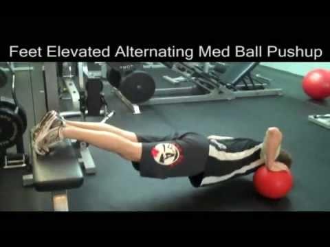 Ottawa personal trainer: Hardcore pushups