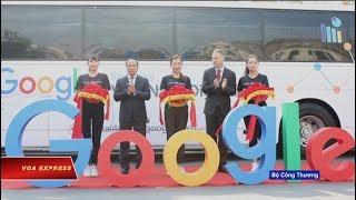 Truyền hình VOA 16/8/19: Bộ Công an khen Google 'hợp tác' tốt với chính phủ (VOA)