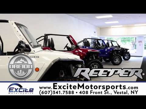 Oreion Reeper 4×4 **Street Legal ATV** Available For Sale At Excite Motorsports