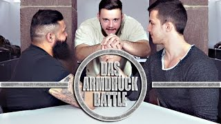 DAS ARMDRÜCK BATTLE | inscope21