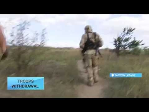 Disengagement of Forces in Eastern Ukraine: Troops to be withdrawn from three frontline villages