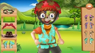 Crazy Kids Summer Camp Adventure Outdoor Camping Game For Girls & Boys