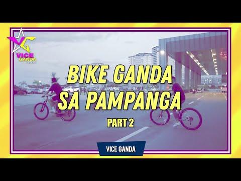Bike Ganda sa Pampanga (Part 2)   VICE GANDA