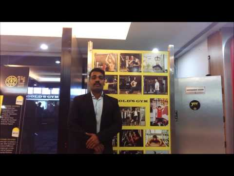 Yuvraj Wagh   Fitness Centre Manager   Gold's Gym Vashi