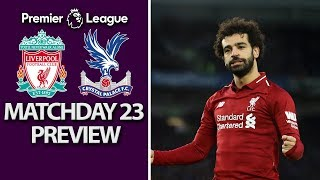 Liverpool v. Crystal Palace | PREMIER LEAGUE MATCH PREVIEW | 1/19/19 | NBC Sports