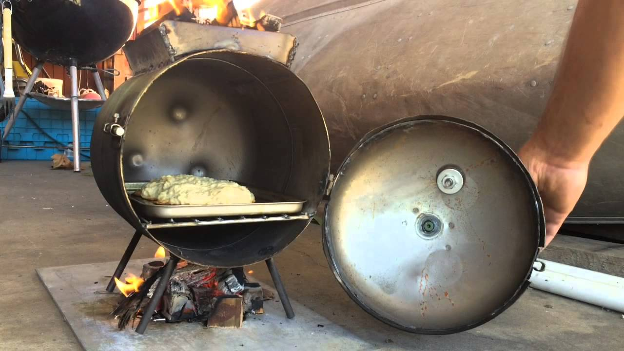 Campfire Oven Youtube