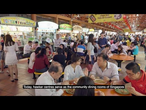 UNESCO Nomination - Hawker Culture in Singapore