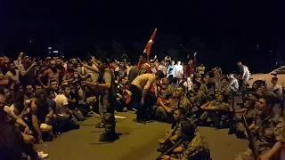 15 Temmuz Darbe Gecesi Sultanbeyli TEM otoyolu