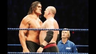 The Great Khali vs Kane