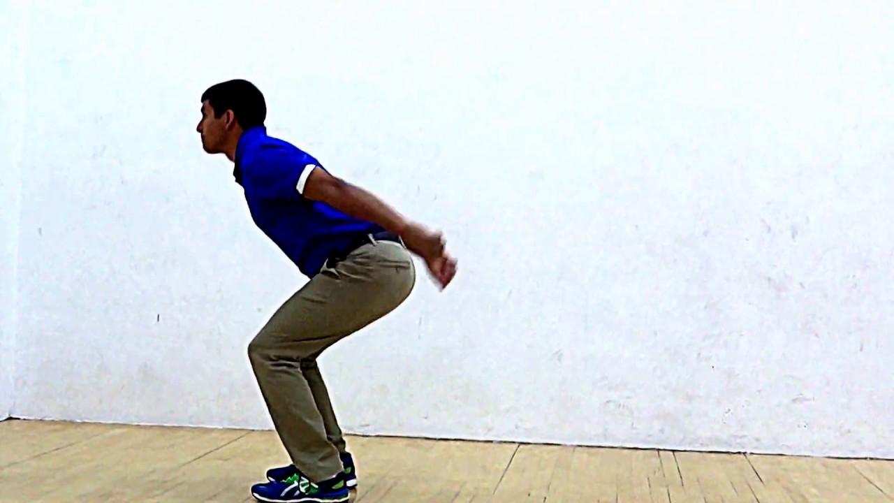how to backwards long jump